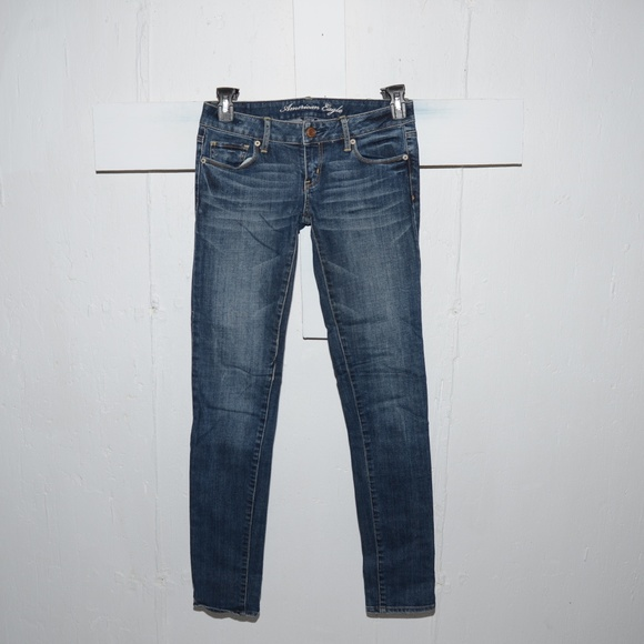 American Eagle Outfitters Denim - American eagle skinny womens jeans size 2 L
